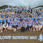 All Hallows Rowing Group 2015