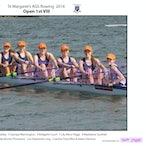 St Margarets Rowing Crews 2014