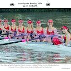 Stuartholme Rowing Crews 2014