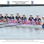 St Aidans Rowing Crews 2014