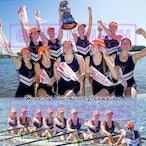 St Margarets Winning Crew Double Photos 2014