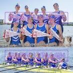 Brisbane Girls Grammar Rowing Double Photos 2014