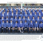 Nudgee Indigenous Group 2014