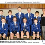 Nudgee Tournament Of Minds 2014