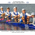 Nudgee Rowing Crews 2014