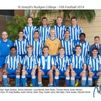 Nudgee Football Teams 2014
