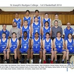 Nudgee Basketball Teams 2014