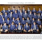 Nudgee College Chess Teams 2014
