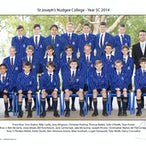 Nudgee College Yr 5-7 Class Groups 2014