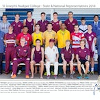 St Josephs Nudgee College Representatives 2014