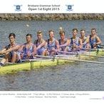 BGS Rowing Crews 2015