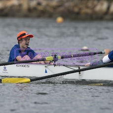 ACGS Rowing Action 2015