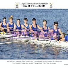 ACGS Rowing Crews 2015