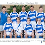 Nudgee College Volleyball Teams 2015