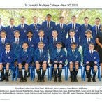 Nudgee College Yr 5 & 6 Class Groups 2015