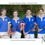 Nudgee College Tennis Teams 2015