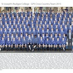 Nudgee College Cross Country Team 2015