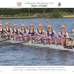 St Margarets Rowing Crews 2015
