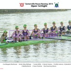 Somerville Rowing Crews 2015