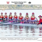 Stuartholme Rowing Crews 2015