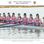St Peters LC Rowing Crews 2015