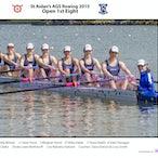 St Aidans Rowing Crews 2015