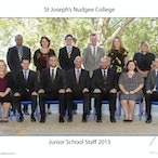 Nudgee College Yr5 & 6 Class Groups 2015
