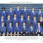 Nudgee College PC Groups 2015