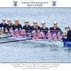 St Aidans Rowing Crews 2010