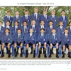 Nudgee College Yr 5 & 6 Class Groups 2016
