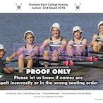 BBC Rowing Crews 2016