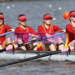 Stuartholme Rowing Action 2013