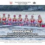 Stuartholme Rowing Crews 2016