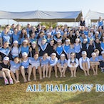 All Hallows Rowing Group 2016