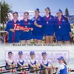 BGGS Rowing Double Photos 2016