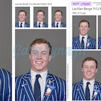 Nudgee College 7-12 Portrait Package B 2016