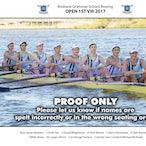 BGS Rowing Crews 2017