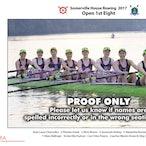 Somerville Rowing Crews 2017