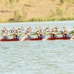 St Hilda's Rowing Action 2017