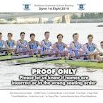 BGS Rowing Crews 2018