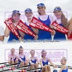 Brisbane Girls Grammar Rowing Double Photos 2015