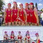 Stuartholme Rowing Double Photos 2016