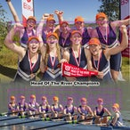 St Margarets Rowing Double Photos 2017