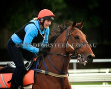 26 APRIL 14 RANDWICK TRACK WORK