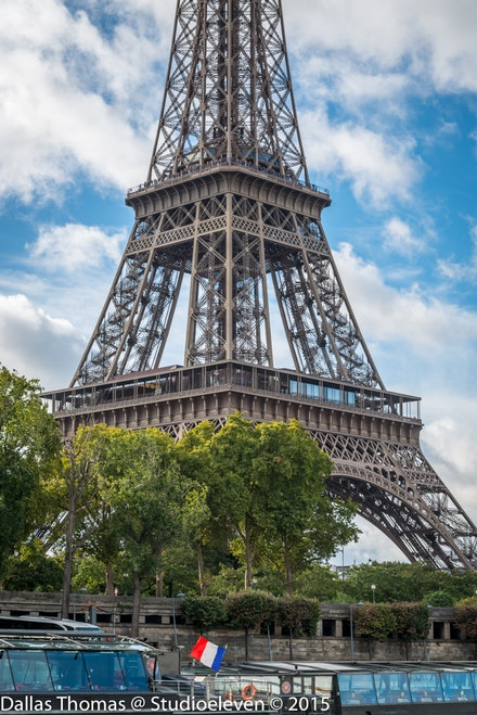 Gustave Eiffel's Creation - 9793