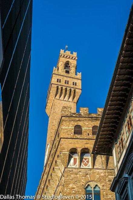 Tower of Palazzo Vecchio - 3335