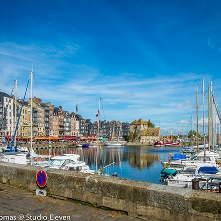 2013 Honfleur - Honfleur is a city in northern France's Lower Normandy region, sited on the estuary where the Seine river meets the English Channel. Its...
