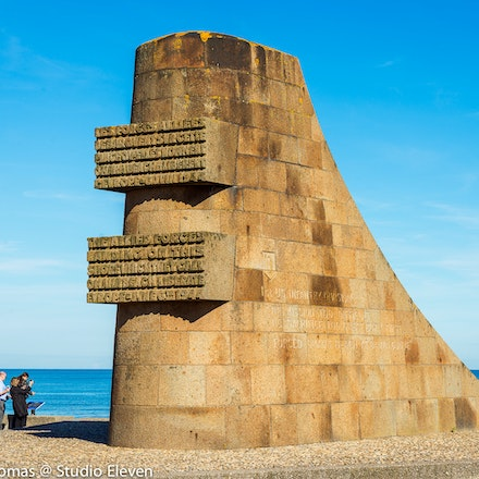 2013 Normandy - Normandy is a region of northern France known for its coastline of varied beaches, white-chalk cliffs and WWII beachheads, including Omaha...