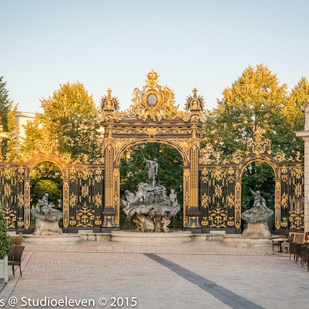 2015 Nancy - Nancy, a riverfront city in northeastern France, is known for its late baroque and art nouveau landmarks, some dating to its days as the former...