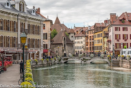Old Annecy -Edit 1459